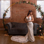 Bride at The Gressiwick in Downtown Loveland