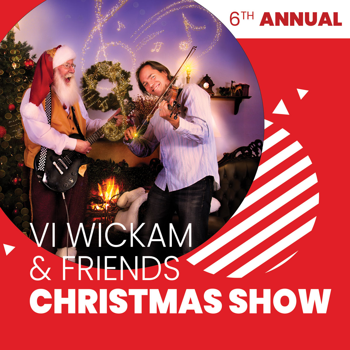 Vi Wickam and Friends 6th Annual Christmas Show